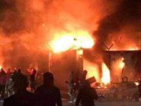 Konsulat Iran Diserang untuk Rusak Hubungan Baghdad-Teheran