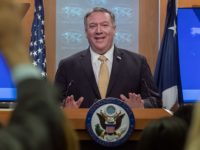 Sekretaris Negara AS, Mike Pompeo. Sumber: Financial Times