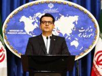Jubir Kemenlu Iran, Abbas Mousavi. Sumber: Presstv