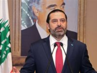 Perdana Menteri Lebanon, Saad Hariri. Sumber: Presstv