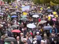 Iran Dilanda Gelombang Demo Tandingan Anti-Perusuh