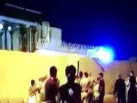 Massa Tak Dikenal Serang Konsulat Jenderal Iran di Karbala