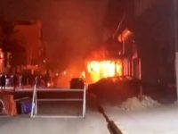 Kota Najaf Rusuh, Massa Tak Dikenal Menyerang Konsulat Iran