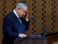 Perdana Menteri Israel, Benjamin Netanyahu. Sumber: Skynews