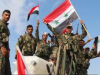 Suriah Terus Kerahkan Tentaranya untuk Hadang Serangan Tentara Turki