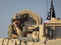 Militer AS Kembali Tempati Sembilan Pangkalan di Suriah