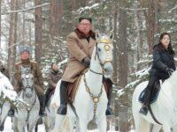 Berkuda di Gunung Keramat, Kim Jong-un Kirim Pesan untuk AS?