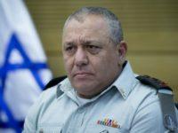 Jenderal Israel Himbau Tel Aviv Manfaatkan Demo Lebanon