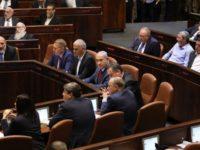 Parlemen Israel Resmi Dibubarkan