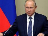 Putin: Rusia Negara Pertama yang Miliki Rudal Hipersonik Lintas Benua
