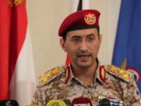 Jubir Houthi Yaman, Brigadir Yahya Saree. Sumber: Debriefer.net