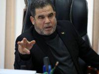 Salah Al-Bardawil, Pimpinan kelompok perlawanan Hamas. Sumber: Pusat Informasi Palestina