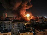 Israel Serang Hamas di Beberapa Lokasi di Jalur Gaza