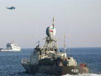 Iran, Rusia, dan Cina akan Gelar Latihan Perang Bersama di Samudera Hindia
