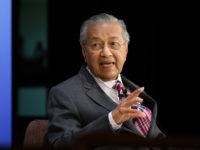 Perdana Menteri Malaysia, Mahathir Mohammad. Sumber: The Bangkok Post