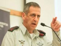 Militer Israel Kembali Gertak Iran dengan Perang