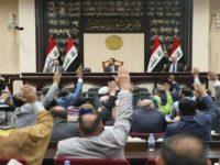 Parlemen Irak Menyetujui Pengunduran Diri Perdana Menteri