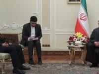 Rouhani Pastikan Sanksi AS terhadap Iran akan Terhenti