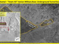 AS Klaim Iran Bangun Terowongan Besar di Perbatasan Irak-Suriah