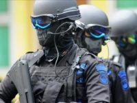 Rumah Terduga Teroris di Gunung Kidul Digeledah,  Densus 88 Amankan Senapan dan Pedang