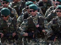 Potret para pasukan IRGC. Sumber: Baghdadpost.com