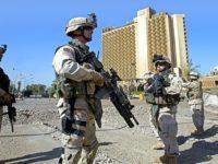 Potret militer AS di Irak. Sumber: Al-alam