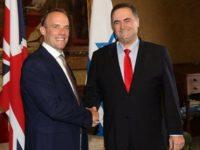 Inggris Jatuhkan Sanksi terhadap Hizbullah atas Permintaan Israel