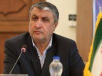 Mohammad Islami, Menteri Lalu Lintas dan Pengembangan Kota Iran. Sumber: Al-Alam