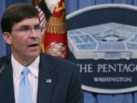 Pentagon Bela (Lagi) Sikap Trump yang Remehkan Cedera Serdadu AS