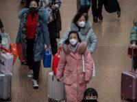 Virus Corona Infeksi 1.000 Orang, 41 Meninggal