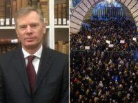 Hubungan Memanas, Inggris dan Iran Terlibat Saling Kecam