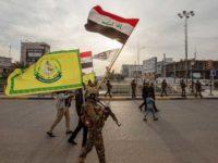 Lima Roket Jatuh di Zona Hijau Dekat Kedubes AS di Baghdad