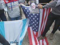 Warga Gaza Gelar Upacara Peringatan Kematian Jenderal Soleimani