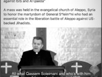 Facebook Hapus Video Pendeta Suriah Puji Soleimani