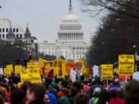 Demo Anti Perang Iran Bergema di Kota-Kota Amerika