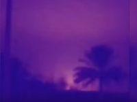 Video: Rudal Iran Menerjang Pangkalan Udara AS di Irak