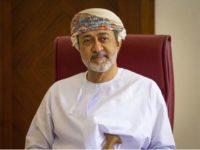 Sulthan Haitham bin Tariq Al Sa'id. Sumber: Gulf News