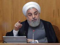 Presiden Iran, Hassan Rouhani. Sumber: Presstv