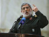Jenderaal Qaani: AS Membunuh Soleimani Secara Licik, Kami akan Membalas Secara Jantan