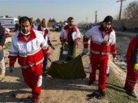 "Iran Nyatakan Pesawat Ukraina Terjatuh Karena ""Kelalaian Manusia"""