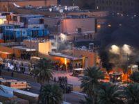 Massa di Baghdad Pindah Lokasi Unjuk Rasa Anti-AS