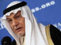 """Mantan Ketua Intelijen Saudi Sebut Jenderal Soleimani """"Sosok Pintar"""" Yang Sulit Dicarikan Gantinya"""