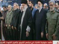 Video: Ayatullah Ali Khamenei Menangis Saat Imami Shalat Jenazah Jenderal Soleimani