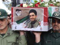 21 Jenazah Iran Korban Insiden Pesawat Dikebumikan