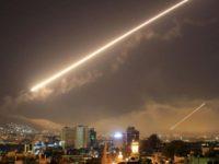 Israel Menyerang Lanud T-4 di Suriah