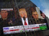 Antara Gempuran Rudal Iran dan Kedustaan Trump