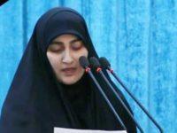 Video: Zainab, Puteri Qassem Soleimani, Bersumpah Lanjutkan Perjuangan