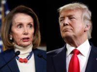 Pelosi Sebut Trump Masih Menjadi Ancaman untuk Demokrasi