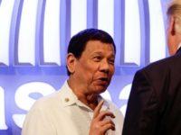 Filipina Batalkan Kesepakatan Militer dengan AS