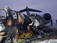 Media Lebanon: 2 Serdadu AS Ditawan Usai Jatuhnya Pesawat AS di Afghanistan